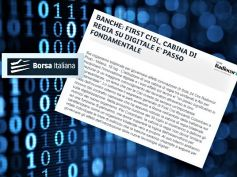 Borsa Italiana ccnl banche, Colombani, governare effetti innovazione digitale