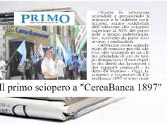 CereaBanca, dopo lo sciopero non torna il sereno