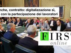 Firstonline, Colombani, digitalizzazione sì ma con partecipazione lavoratori