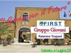 I giovani di First Cisl Palermo Trapani si sono confrontati a Segesta