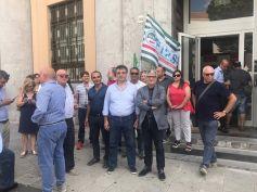 La Gazzetta del Sud su UniCredit, sciopero a Messina, c'è poco personale