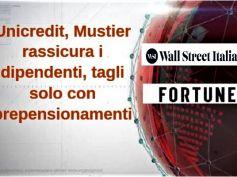 Piano UniCredit, Colombani, no ai tagli, c'è da investire sul capitale umano