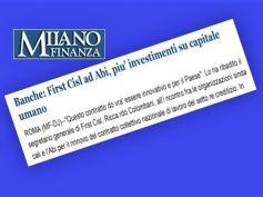 Rinnovo ccnl banche, Colombani, lavoro e competenze restano fondamentali