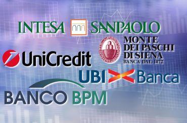 Banche, le big 5 tagliano ancora, basta con la cessione degli Utp