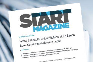 Studio First Cisl su semestrali banche big 5, Colombani, gestire Utp in house