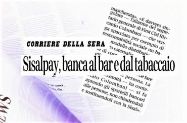 Colombani al Corsera, con accordo Banca 5 e Sisal mascherano esternalizzazione
