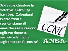 Ansa, Colombani, da Abi vogliamo risposte certe