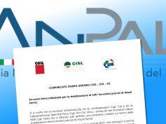 Anpal Servizi, accordo interconfederale per stabilizzazione lavoratori precari