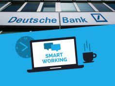 Deutsche Bank, smart working, ma è proprio smart?