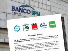 Gruppo Banco Bpm, votazioni Caspop