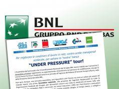 Bnl, 7 novembre assemblea nazionale per denunciare condizioni lavoro nella rete