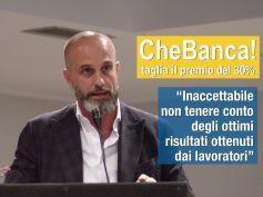 CheBanca! taglia il premio, First Cisl, inaccettabile