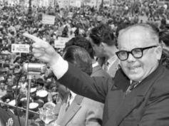 Lunedì 14 ottobre Cisl ricorda il fondatore Giulio Pastore, presente Mattarella