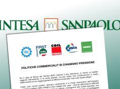 Intesa Sanpaolo, politiche commerciali? Si chiamano pressioni!