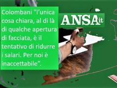 Ansa su rinnovo Ccnl banche, First Cisl, inaccettabili proposte Abi