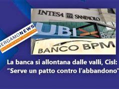 Banche chiudono, è emergenza, Cisl e First Cisl propongono accordo territoriale
