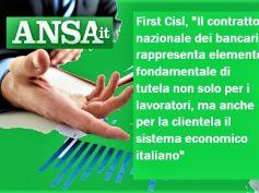 Ansa, rinnovo Ccnl banche, Colombani, non solo disponibilità, serve trasparenza