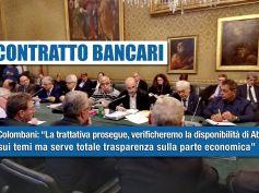 Rinnovo Ccnl, Colombani, avanti con trattativa ma fondamentale la trasparenza