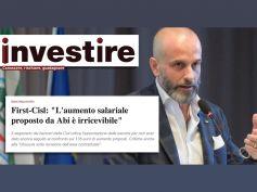 InvestireMag, Ccnl, Colombani, irricevibile l'aumento salariale proposto da Abi