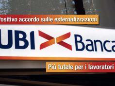 Ubi, First Cisl, positivo accordo su esternalizzazioni, più tutele a lavoratori