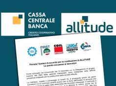 Ccb, firmata ipotesi accordo per costituzione Allitude, la parola ai lavoratori