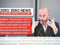 Banche sempre più ricche sulla pelle dei bancari, Colombani a Zero Zero News