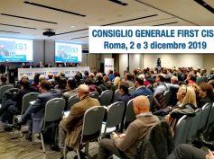 Consiglio generale First Cisl, aperti i lavori