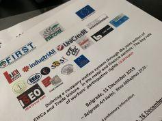 Welfare, contrattato inclusivo e solidale, concluso progetto europeo First Cisl
