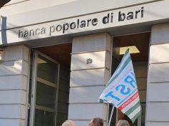 Sit in Popolare Bari, garanzie per lavoratori e risparmiatori