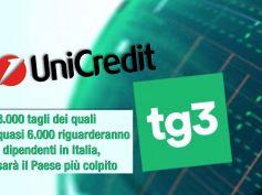 Piano UniCredit, Incletolli al Tg3, pensare a sviluppo Paese non solo azionisti