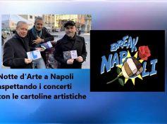 Notte d'Arte Napoli, primo impegno del 2020 di Abili Oltre e First Social Life