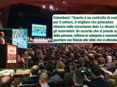 Colombani, First Cisl, con questo contratto categoria più forte