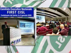 Esecutivo First Cisl, Colombani, un contratto di svolta per il settore