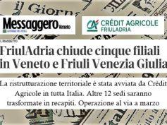 Riorganizzazione Crédit Agricole, First Cisl valuta effetti in Veneto e Friuli