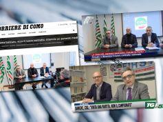 Corriere di Como, First Cisl, il nuovo contratto e le filiali del territorio