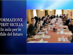 Formazione First Cisl Sicilia, dirigenti in aula guardando a sfide del futuro
