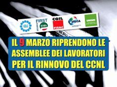 Il 9 marzo riprendono le assemblee per il rinnovo del Ccnl dei bancari