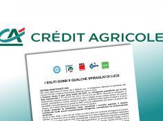 Crédit Agricole, presentato il sistema incentivante, i soliti dubbi