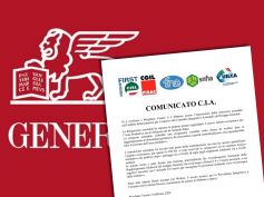 Generali, aggiornamenti sul rinnovo del contratto integrativo