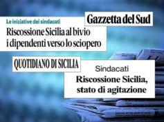 Riscossione Sicilia, rischiano in 700, sindacati fanno scattare la protesta