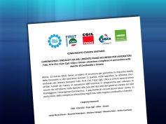 Coronavirus, sindacati ad Abi, urgente piano sicurezza per lavoratori