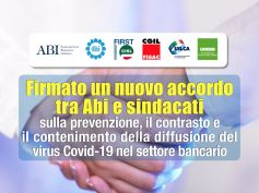 Coronavirus, sindacati, in banca solo su appuntamento in tutta Italia