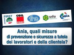 Coronavirus, i sindacati ad Ania, misure a tutela di lavoratori e clientela