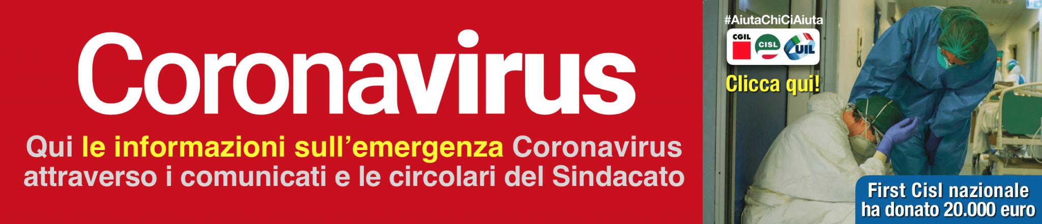 Focus sul Corona Virus