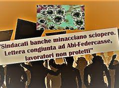 Emergenza Coronavirus, sindacati pronti a mobilitarci, lavoratori non al sicuro