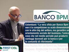 Banco Bpm, Colombani, bene focus su ricavi, attenzione su pressioni commerciali