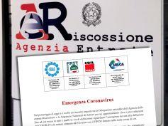 Coronavirus, Riscossione, esteso lo smart working e istituito tavolo emergenza