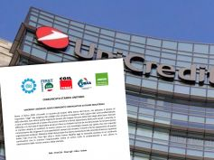 UniCredit, sindacati, serve confronto continuativo su piano industriale
