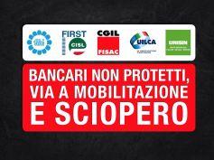 Coronavirus, sindacati, bancari non protetti, via a mobilitazione e sciopero