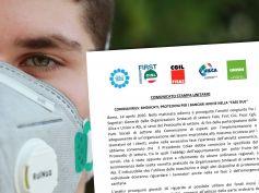 """Coronavirus, sindacati, protezioni per i bancari anche nella """"fase due"""""""
